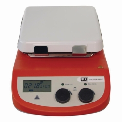 Magnetic stirrer with heating LLG-uniSTIRRER 7, complete package Heco-Catalogue