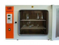 Universal drying oven LLG-uniOVEN 42 and LLG-uniOVEN 110 Heco-Catalogue