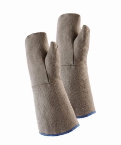 Safety Mittens, Heat Protection up to +500 °C