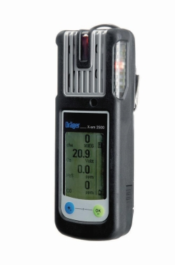Gas detector X-am® 2500 Heco-Catalogue