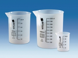 Griffin beakers, ETFE Heco-Catalogue
