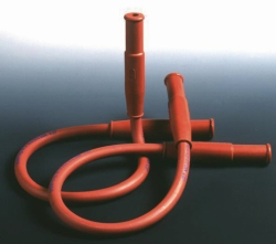 Gas safety tubing, rubber Heco-Catalogue