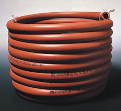 Safety gas hoses, rubber, without reinforcement Heco-Catalogue