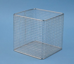 Wire baskets, stainless steel Heco-Catalogue