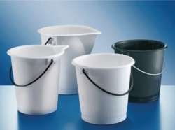 Buckets, series 610/615, PE-LD Heco-Catalogue