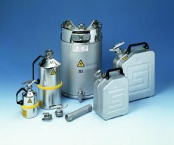 Safety canisters Heco-Catalogue