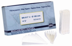 Filter paper MN 617 1/4, qualitative, folded filters