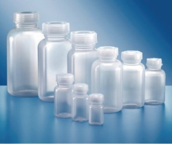 Wide-mouth bottles, series 303, PE-LD Heco-Catalogue