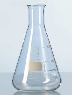 Erlenmeyer flasks, narrow neck, DURAN® Heco-Catalogue