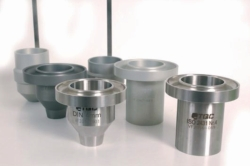 Flow cups, without nozzles Heco-Catalogue