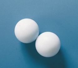 Magnetic stirring bars, spherical, PTFE Heco-Catalogue