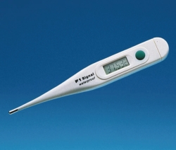 Clinical thermometer, digital