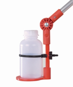 Bottle holder for TeleScoop, PP/PA Heco-Catalogue