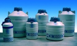 Long term cryogenic storage tanks, B 2000 series Heco-Catalogue