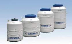 Cryogenic storage tanks, BR 2000 series with drawers Heco-Catalogue
