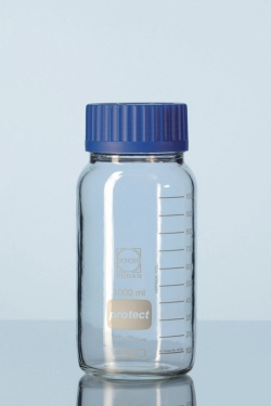 Wide-mouth bottles GLS 80® protect, DURAN® Heco-Catalogue