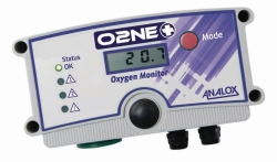 Oxygen Depletion Safety Monitor, O2Ne+™ Heco-Catalogue