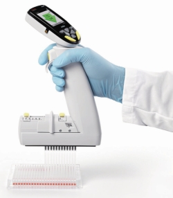 Electronic multichannel microliter pipettes E1-ClipTip™ Equalizer, variable Heco-Catalogue